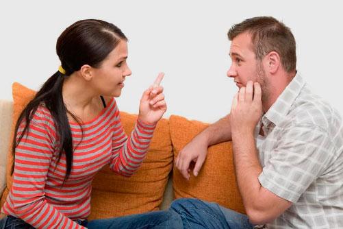 Умение вести себя в конфликтных ситуациях