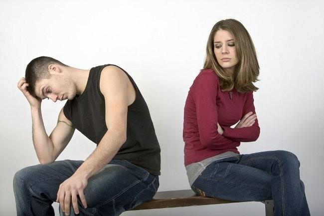 Ошибки в отношениях. Отмахиваться от проблем партнёра