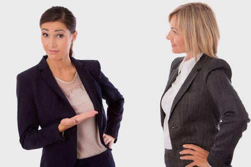 Отношение к другим людям и самооценка